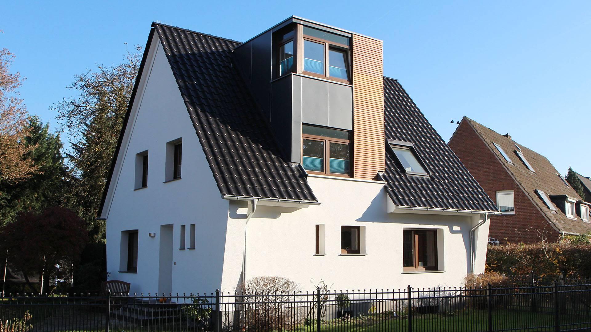Siedlungshaus I Sanierung und Erweiterung | Architekturbüro ...